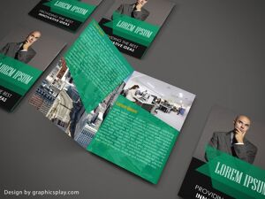 Brochure Design Template ID - 3515 12