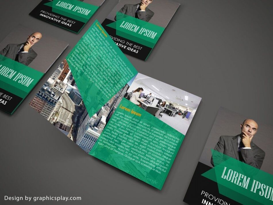Brochure Design Template ID - 3515 1