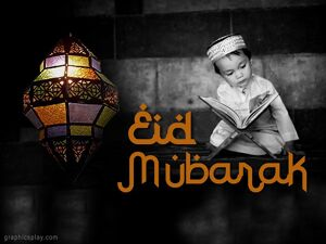 Eid Mubarak Wishes ID - 3894 8