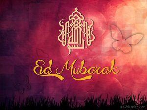 Eid Mubarak Wishes ID - 3895 9